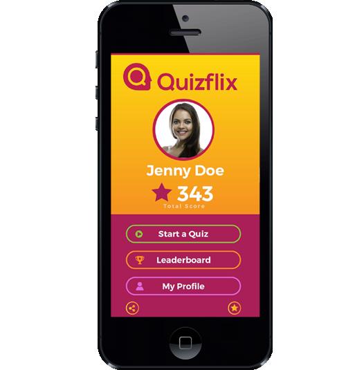 Quizflix - General Knowledge Trivia Quiz Game